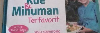 Buku 400 Resep Kue & Minuman Terfavorit Sisca Soewitomo