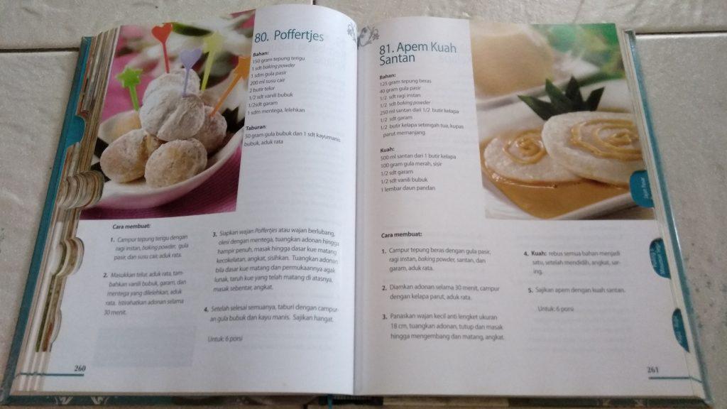 Buku 400 Resep Kue & Minuman Terfavorit Sisca Soewitomo, jajan pasar